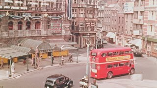 Sunshine in Soho (1956) | Britain On Film