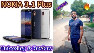 NOKIA 3.1 PLUS UNBOXING AND REVIEW