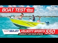 Boat Test: SeaJay Velocity Sports 550 with Yamaha F130 4-stroke
