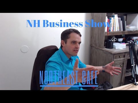 NH Business Show | Northeast Cafe - Guy Tino