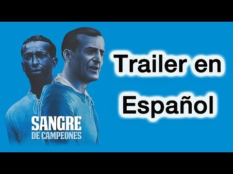 SANGRE DE CAMPEONES - Trailer en Español - documental Uruguay 1924 / 1928 / 1930