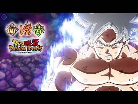 GOKU UI VS SUPER BATLE ROAD EXTREME TEQ | DOKKAN BATTLE