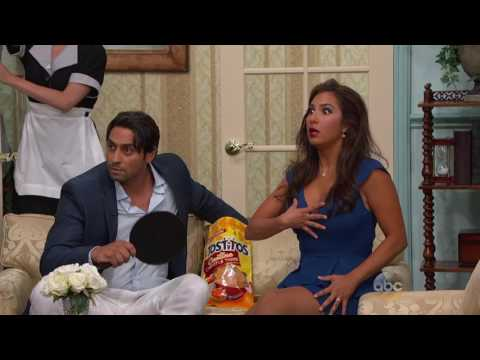 Liana Mendoza for Tostitos on Jimmy Kimmel Live