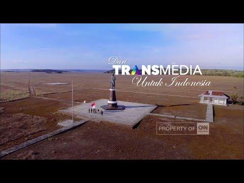 CNN Indonesia - Indonesia Pusaka - Transmedia untuk Indonesia #terbangbersama