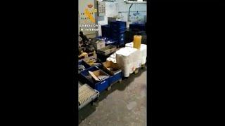 Detenido por robar más de 4.000 cuchillos y material por 300.000 euros
