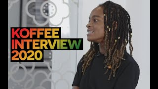 Koffee talks 2020 and more! Full Interview! @ The Reggae Recipe with Ras Kwame (Capital Xtra, UK)