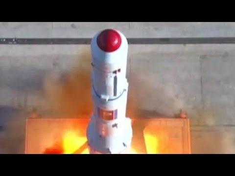 North Korea's missile can now reach South Korea