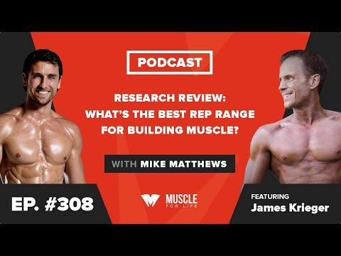 Research Review: What's the Best Rep Range for Building Muscle?