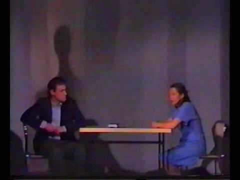 Besuchszeit (Experiment am Liechtenwerd 1996) - Regie Fritz Holy