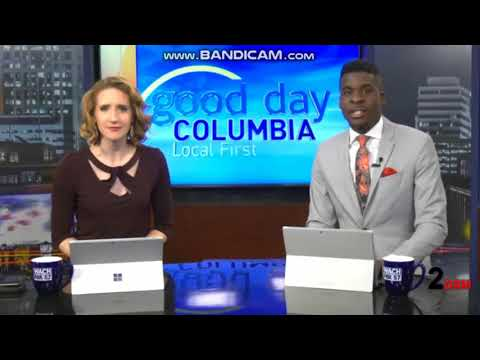 WACH: GOOD DAY COLUMBIA OPEN (01-27-2020)