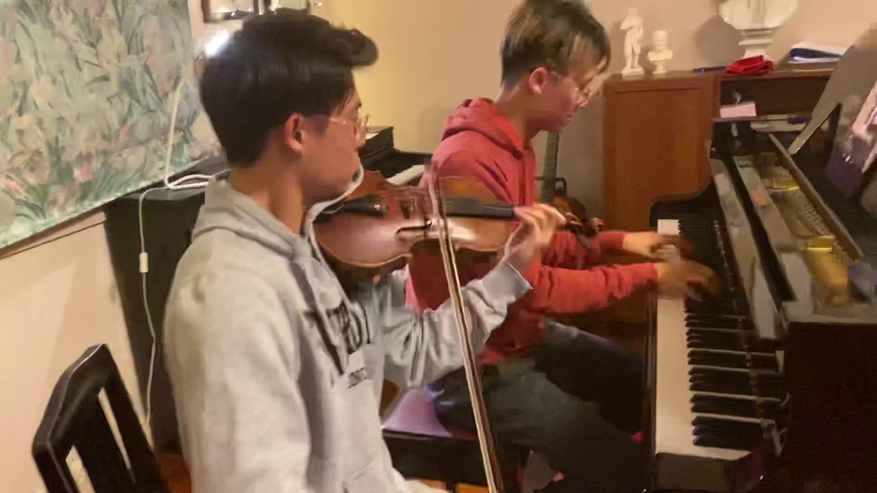 Verdy and Monty's 1st attempted their improvising of 'Mojito' by Jay Chou