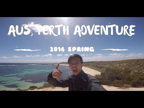 Australia adventure (Perth)- Inspired by Casey Neistat.