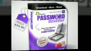 Windows Password Recovery Software For XP, Vista, 7 and 8!