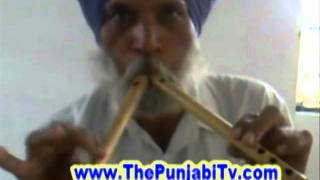 Algoza - Punjabi Old Music instrument Very Good Play { The Sikh Tv }