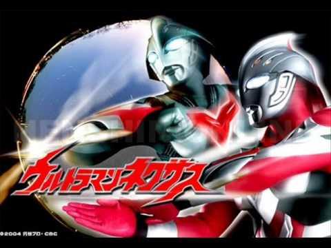 Ultraman Nexus opening (Doa-Eiyuu)