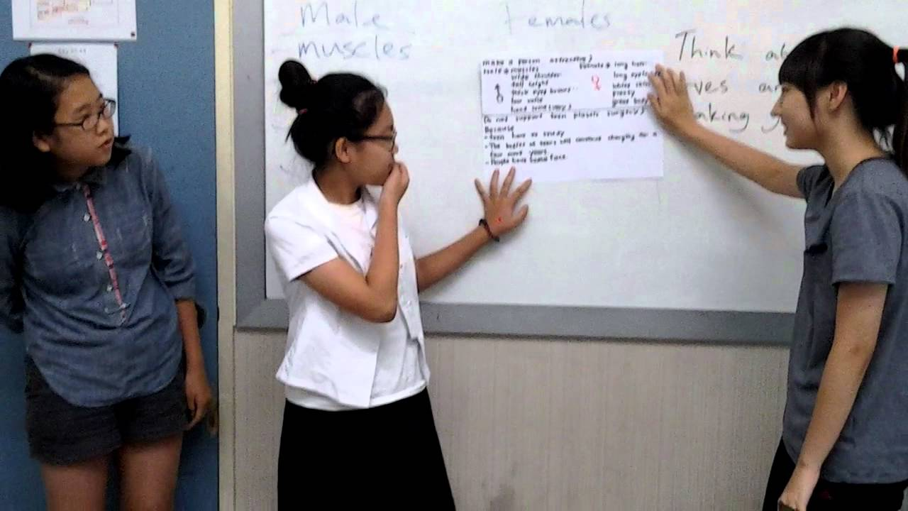 developing a thesis statement for middle school students