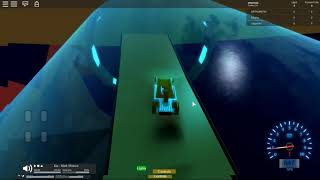 Hot wheels acceleracer Water realm And Hyperpod Roblox (Game is description)