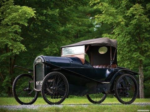 #172. Старые автомобили - Редкие автомобили