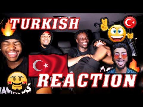 CHAMACOS GANG reagiert auf TÜRKISCHEN RAP (Reynmen, Ezhel, Ben Fero & Murda)