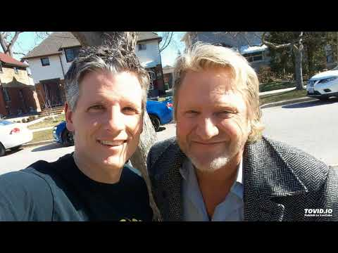 Steve Anthony on Toronto Mike'd