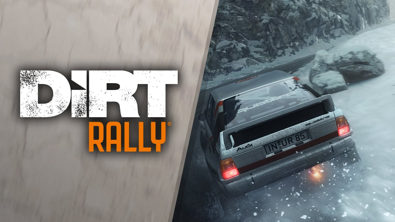 DiRT Rally - The Road Ahead – PC Launch Trailer [FR]