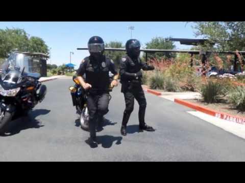 Running Man Challenge Avondale, AZ PD