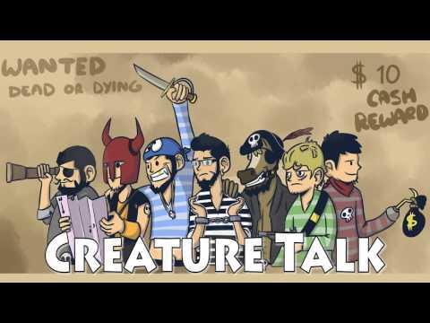 "Creature Talk Ep68 ""Miskew"" 5/4/13 Podcast"