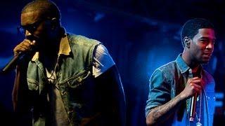 Kanye West - Guilt Trip (Ft. Kid Cudi) [Yeezus]