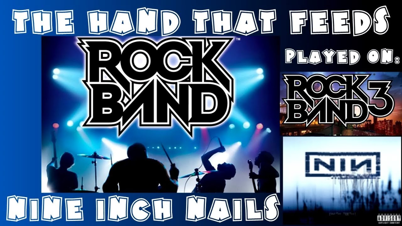 Nine Inch Nails - The Hand That Feeds - Rock Band Expert Full Band ...