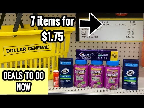 Dollar General | $3 OFF $15 Bayer Deal + Right Guard Glitch | FREE DIGITAL COUPON ITEMS TO GRAB NOW