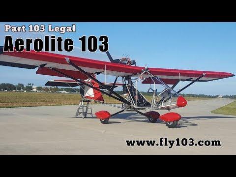 Aerolite 103 Part 103 Legal Ultralight Aircraft Deland Sport