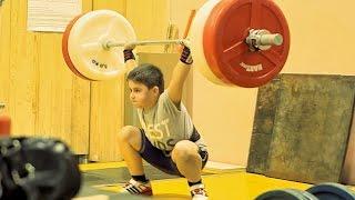 тяжелая атлетика травмы видео