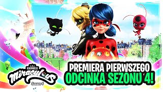 PREMIERA MIRACULOUS SEZON 4! Odcinek 1 - Monster Fu