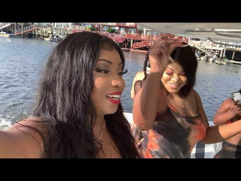 VLOG: TWERKING FESTIVAL, WHATEVER HAPPENS ON THE YATCH STAYS ON THE YATCH