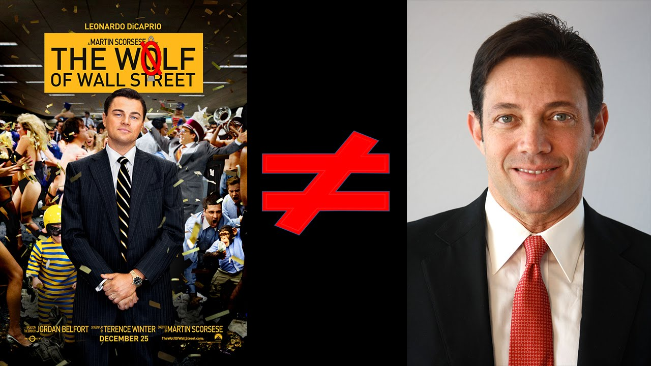 Wolf of Wall Street | Based on a True Story