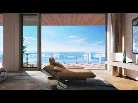 Miami Millionaire's Row $38M Penthouse At 57 Ocean Makes Virtual Debut (Video 1)