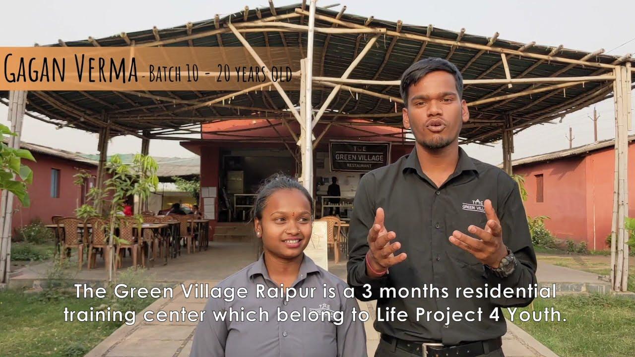Raipur's Green Village in the Spotlight