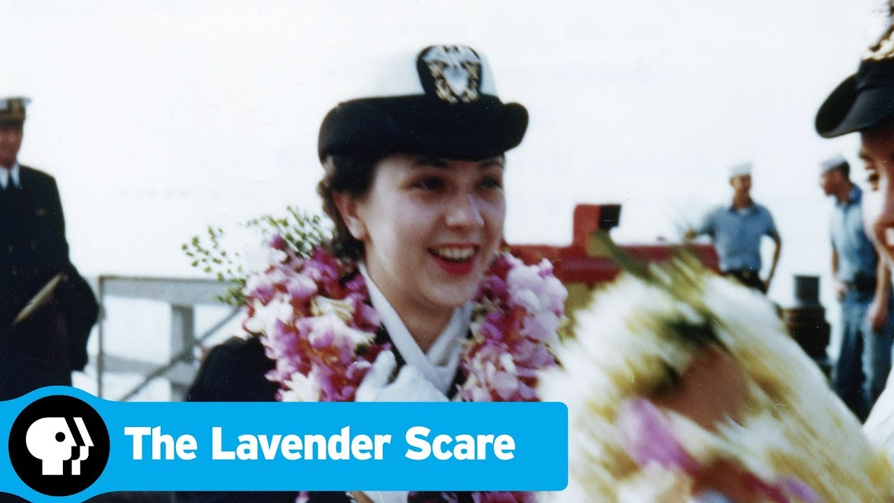 Captain Joan Cassidy | The Lavender Scare | PBS