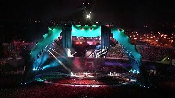 U2 Beautiful Day (360° Live From Zagreb) [Multicam 720p By Mek with U22's Audio]