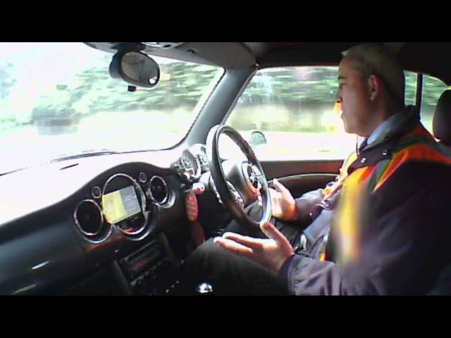 2005 Mini Cooper Convertible 16 Road Test Not Top Gear Exclusive