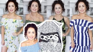 ASOS Haul & Try On | What's new 2018 | Summer Clothing May 18