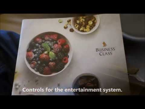 Singapore Airlines Business Class Moscow Москва to Singapore Taxi and Takeoff Part 1
