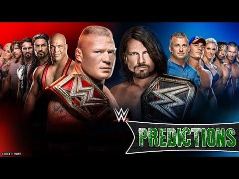 Survivor Series Predictions With Editor-In-Chief Ryan Satin