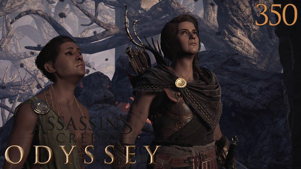 Assassin's Creed Odyssey [350] - Der Schlüssel zum Glück? (Deutsch/German/OmU) - Let's Pla