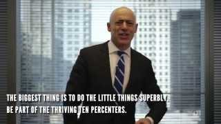 Become a Thriving Ten Percenter