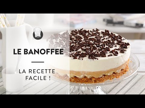 🍌 Le Banoffee : la recette facile expliquée de A à Z !