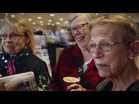 Sheila, Hazel & Jean