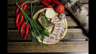 Сало / Рецепт Очень Вкусного Сало / Пошаговый рецепт