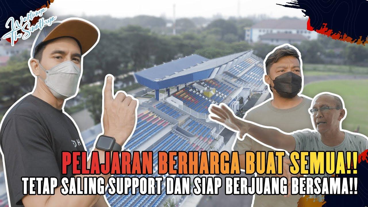 GREBEK MESS RANS CILEGON FC!! CAPT HAMKA BICARA PASKA KALAH TELAK!!