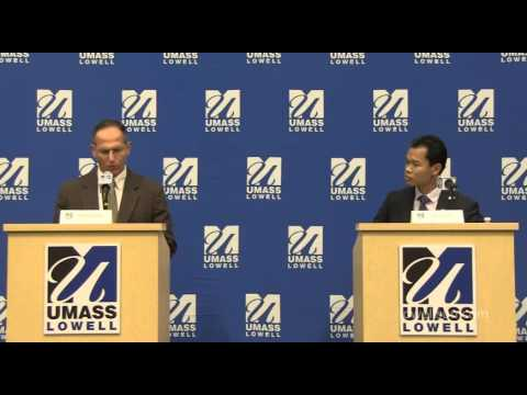 Bahou, Mom square off in only debate in Lowell rep race